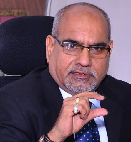 Mr Krishnakant Popat